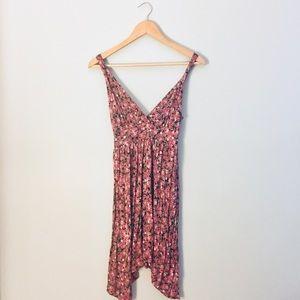 Delia's High Low Floral Sun Dress